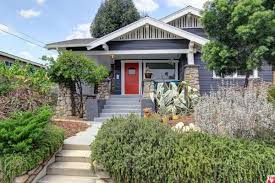the most quintessential modern bungalow in highland park is up for