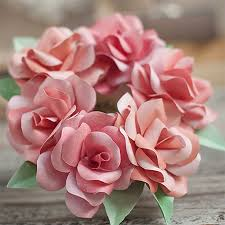paper roses home dzine craft ideas the most gorgeous paper roses