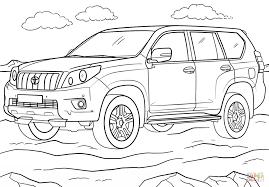 toyota supra drawing toyota land cruiser prado coloring page free printable coloring