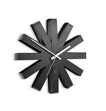 Ribbon Metal Wall Decor Umbra Metal Wall Clocks Ebay