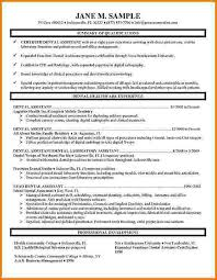dental resume examples resume examples for dental assistant