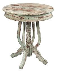 Hekman Sofa Table Hekman Antique Painted Finish Round Table He 27263