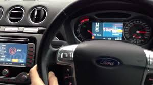 ford galaxy interior ford galaxy ghia 2008 dashboard failure youtube