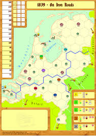 Holland On World Map by Blackwater Station Steam Over Holland