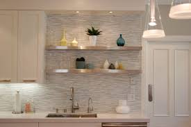 Shelf Above Kitchen Sink by Open Shelving Would It Work For You From Thrifty Decor
