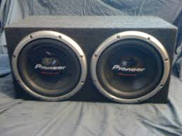 pioneer photo box pioneer dvc woofers