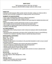 office resume examples hitecauto us