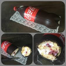coca cola bottle cake les plaisirs gourmands de thd