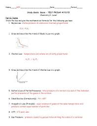 ideal gas law worksheet with answers free worksheets library