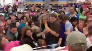 black friday fights in walmart black friday highlight reel cell phone battle royale at walmart
