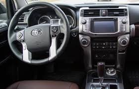 toyota 4runner interior 2017 reader review 2015 toyota 4runner limited driving