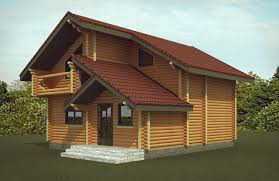 Log House Plans Log Cabin Plans