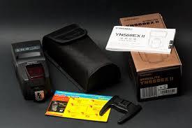 tutorial flash yongnuo 568 yongnuo speedlite yn 568ex ii test de producto