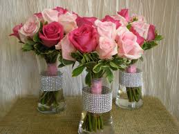 Bridesmaids Bouquets D I Y Wedding Flowers Conditioning Every Bloomin U0027 Thing