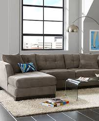 Elliot Sofa Bed Elliot Fabric Sectional Collection Created For Macy S Sectional