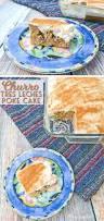 churro tres leches cinnamon poke cake recipe unique cakes