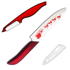 aliexpress com buy xyj brand kitchen knives best red handle 6