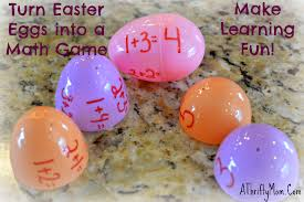 kids easter eggs easy kid turn easter eggs into math for kids a