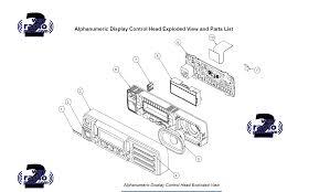 2wayradioparts com new motorola mototrbo cm200d cm300d xpr2500
