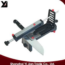 kitchen knives sharpening fixed angle kitchen knife sharpener safe rubber base 3 sharpening