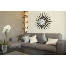 mid century modern wall clocks you u0027ll love wayfair