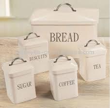 cream kitchen canisters cream tea coffee sugar pots the coffee table