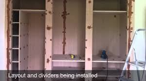 Fitted Bedroom Furniture Sets Custom Fitted Wardrobes Youtube