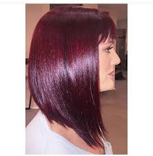 purple hair color formula wella formula for a shining red violet hair color modern salon