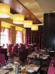 Interior Design Restaurant by Modern Restaurant Interior Design Envy Steakhouse Las Vegas
