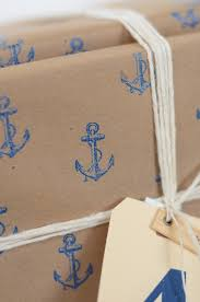 anchor wrapping paper 59 best trend collection nautical crafts images on