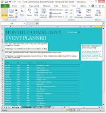 Event Coordinator Resume 9 Download Documents In Pdf Sample by Event Schedule Template