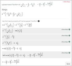 laplace transform table calculator symbolab blog advanced math solutions laplace calculator laplace