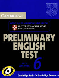preliminary english test 6 with answers documents