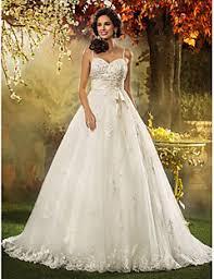 Wedding Dresses With Straps Spaghetti Straps Wedding Dresses Search Lightinthebox