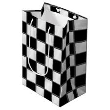 black and white striped gift bags black and white gift bags zazzle co uk