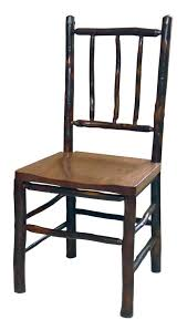hickory dining room chairs hickory dining chairs rustic hickory three spindle chair relaxing life