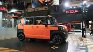 New Honda Element 2015 2014 Tokyo Auto Show Honda Element Style Revived In Whacky