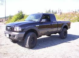 2008 ford ranger lifted rangler98 2008 ford ranger regular cab specs photos modification