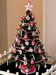 free crochet pattern victorian christmas tree u2013 make it crochet