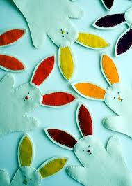 Craft Design Ideas Easter Bunny Crafts U2013 Ideas For Decorating Colorful And Cheerful