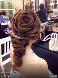 25 trending rose hairstyle ideas on pinterest rose braid hair