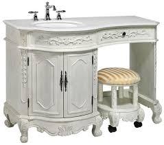 Best  Bathroom Makeup Vanities Ideas On Pinterest Makeup - Bathroom vanity tables