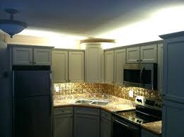 lights above kitchen cabinets above cabinet led lighting led lights for under kitchen cabinets