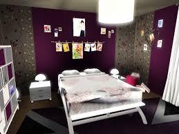 papier peint chambre ado fille idées de décoration capreol
