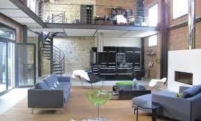 cuisines style industriel cuisine style industriel loft fabulous salon salle manger cuisine