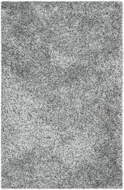 plush silver shag rug malibu collection safavieh com