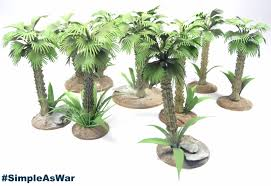 plastic palm trees 4 simple as war