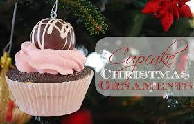 the kurtz corner easy cupcake ornaments