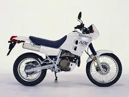 honda 250cc throwback thursday 1988 honda nx250 adv pulse
