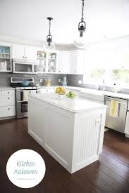 Backsplash For White Kitchens Get 20 Gray Subway Tile Backsplash Ideas On Pinterest Without